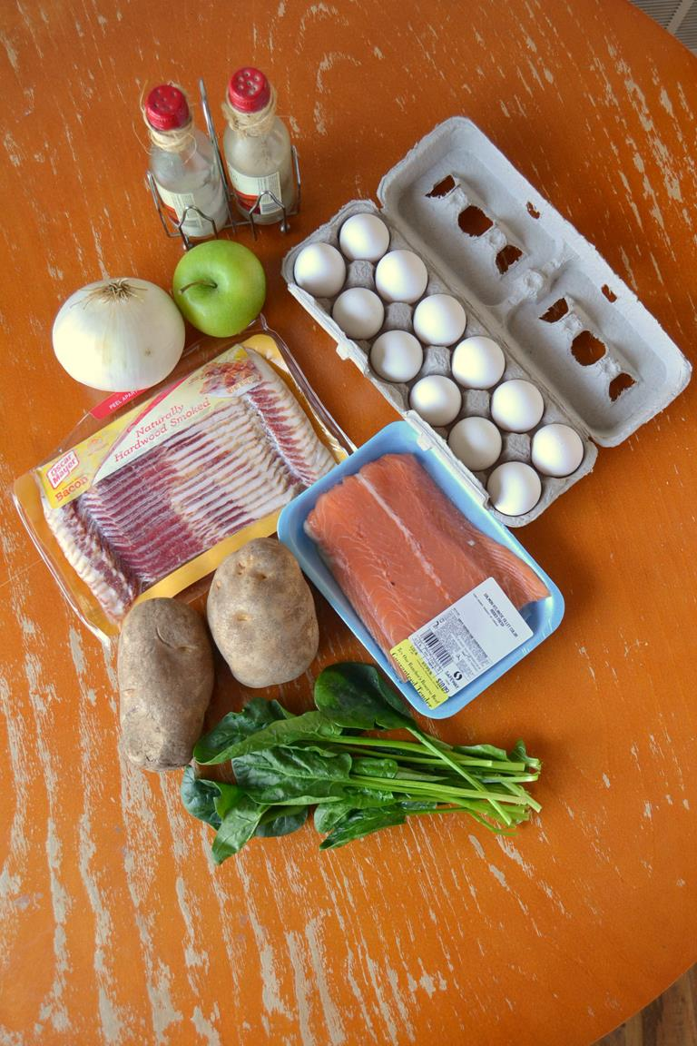 Tattooed Martha - Salmon, Bacon, & Potato Hash (1)