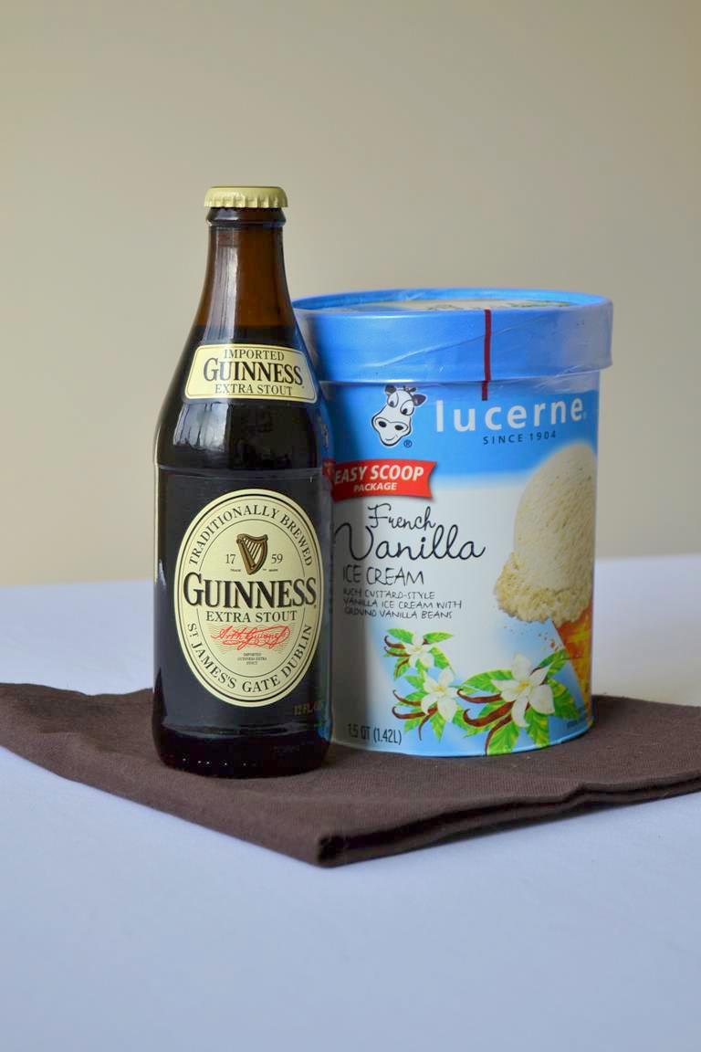 Tattooed Martha - Guinness Float with Boozy Chocolate & Caramel Sauce (1)