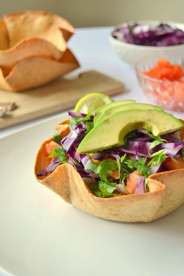 Veggie and Quinoa Burrito Bowls