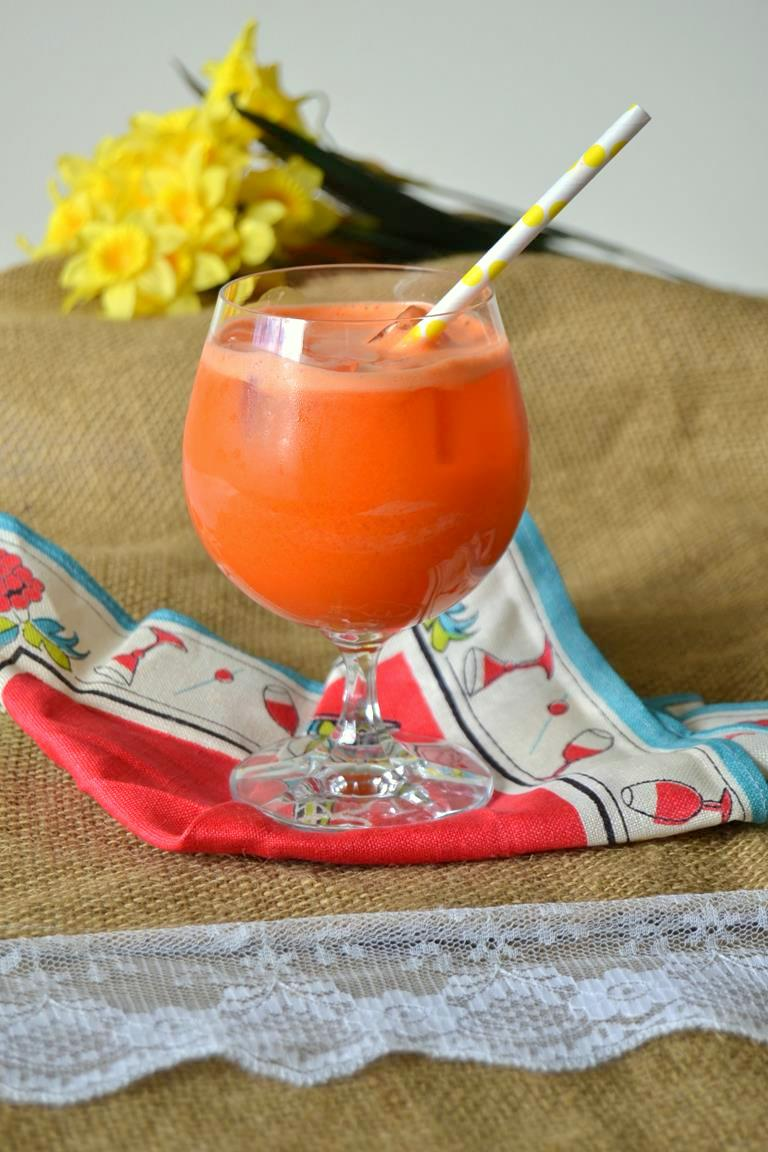 Carrot Ginger Juice