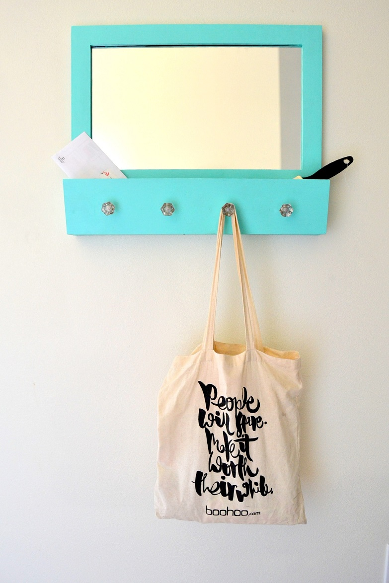 Tattooed Martha - Entryway Mirror Makeover (17)
