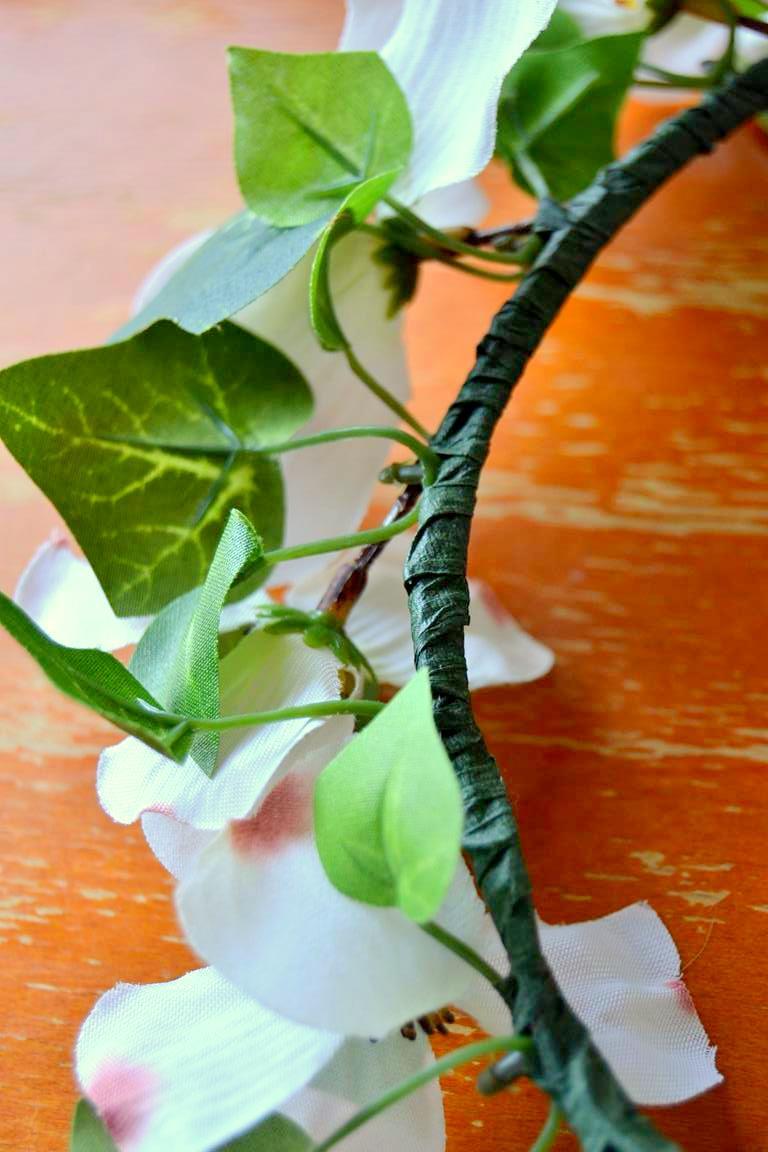 Tattooed Martha - DIY Summer Flower Crown (7)