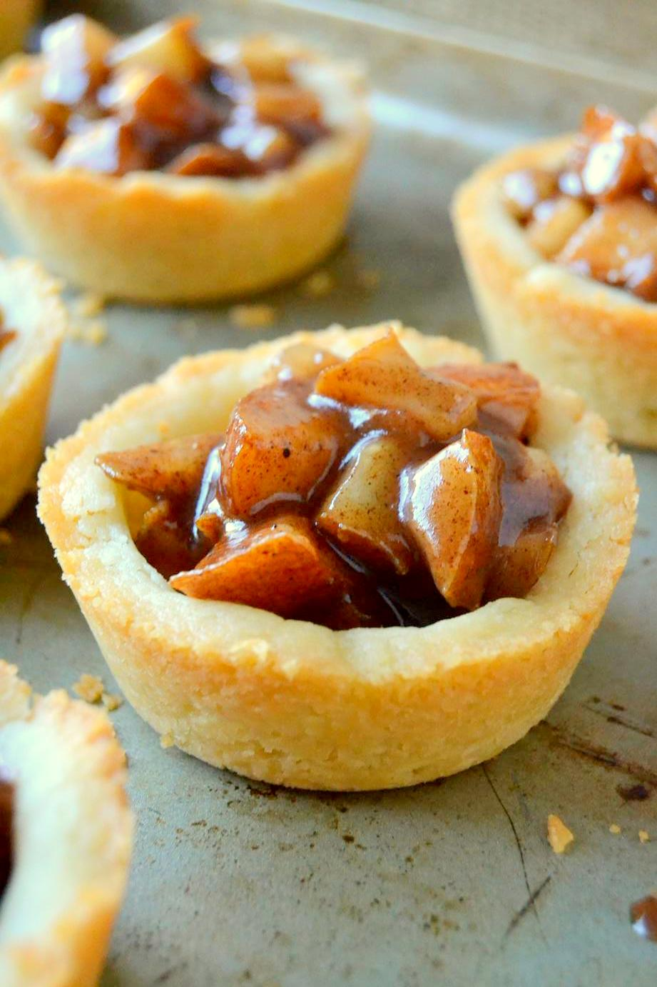 Tattooed Martha - Mini Pear Tarts (7)