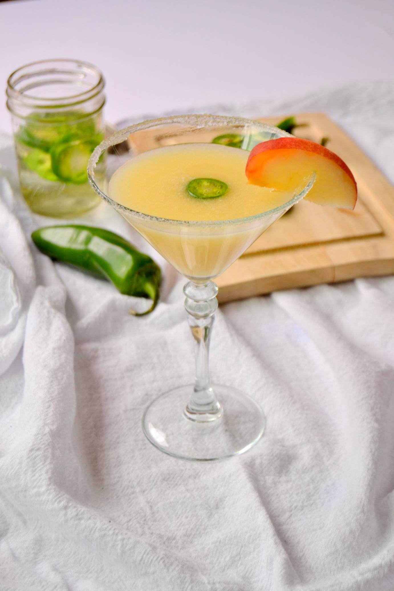 Hot Fuzz Martinis