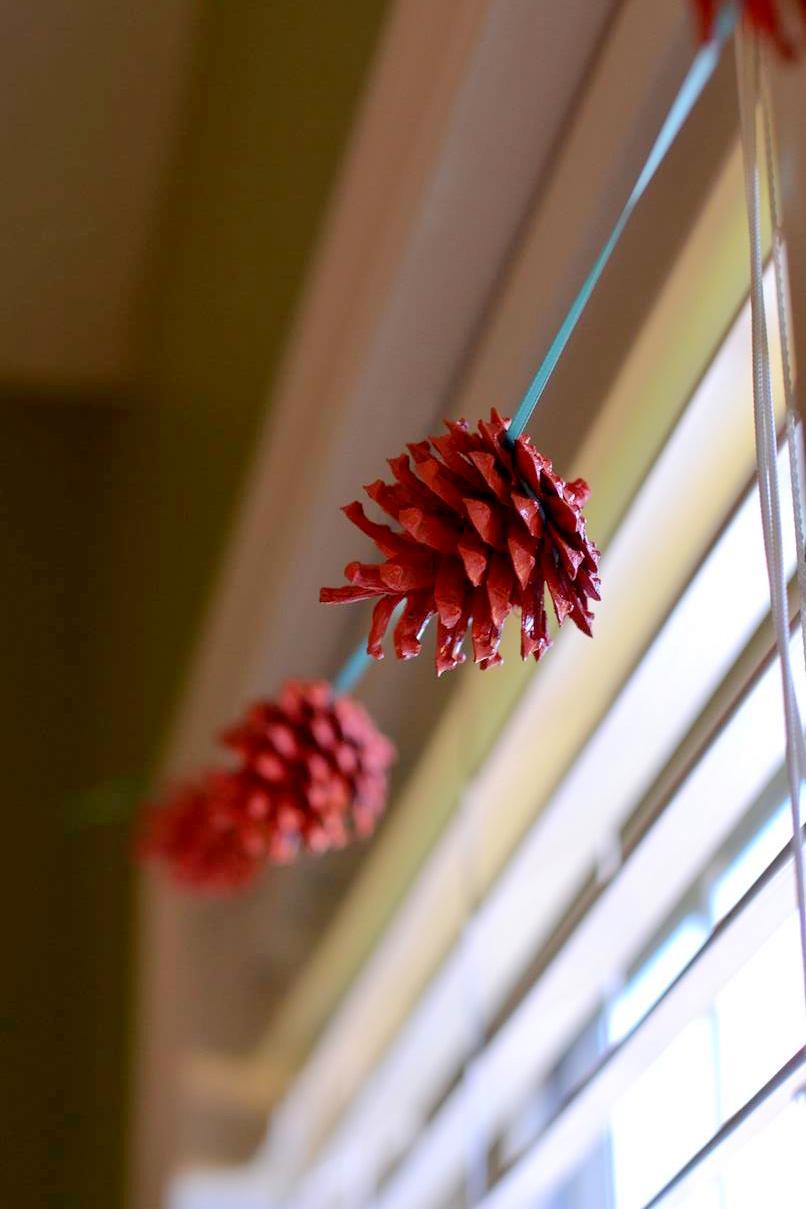 5 Simple Ways to Bring Fall Indoors on www.TattooedMartha.com