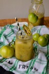 Spicy Green Tomato Bloody Mary