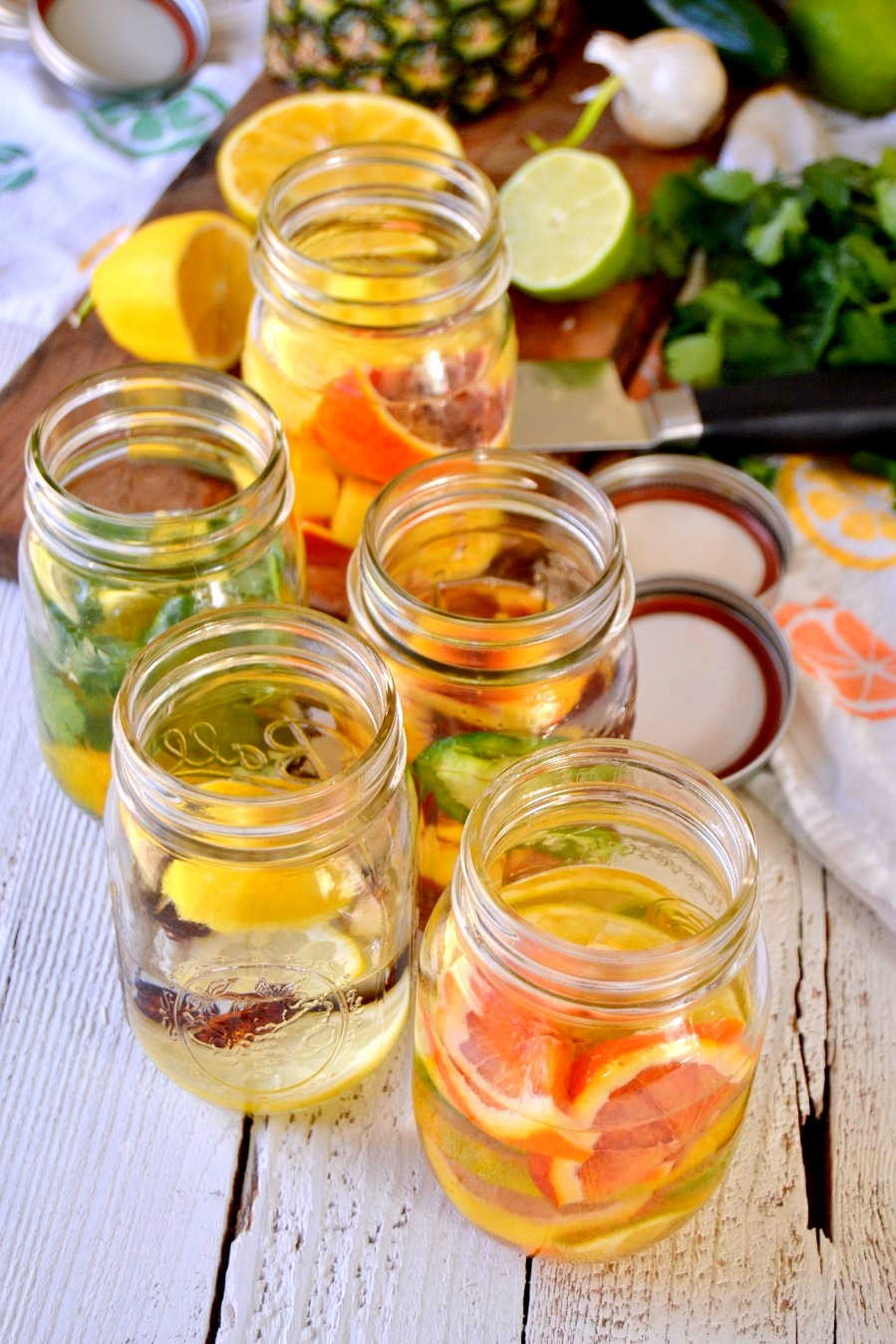Fair Robin Revival - Five Simple Homemade Vodka Infusions