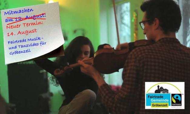 Fairtrade Musik- und Tanzvideo für Gröbenzell