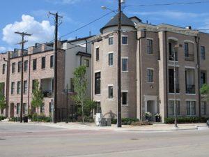 corner street building
