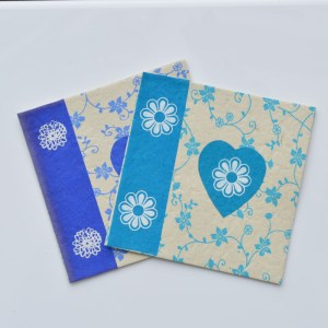 Fair Trade Cards Lotka hearts pack of two – CPlh2
