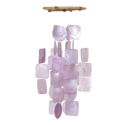 Square Lilac Chimes