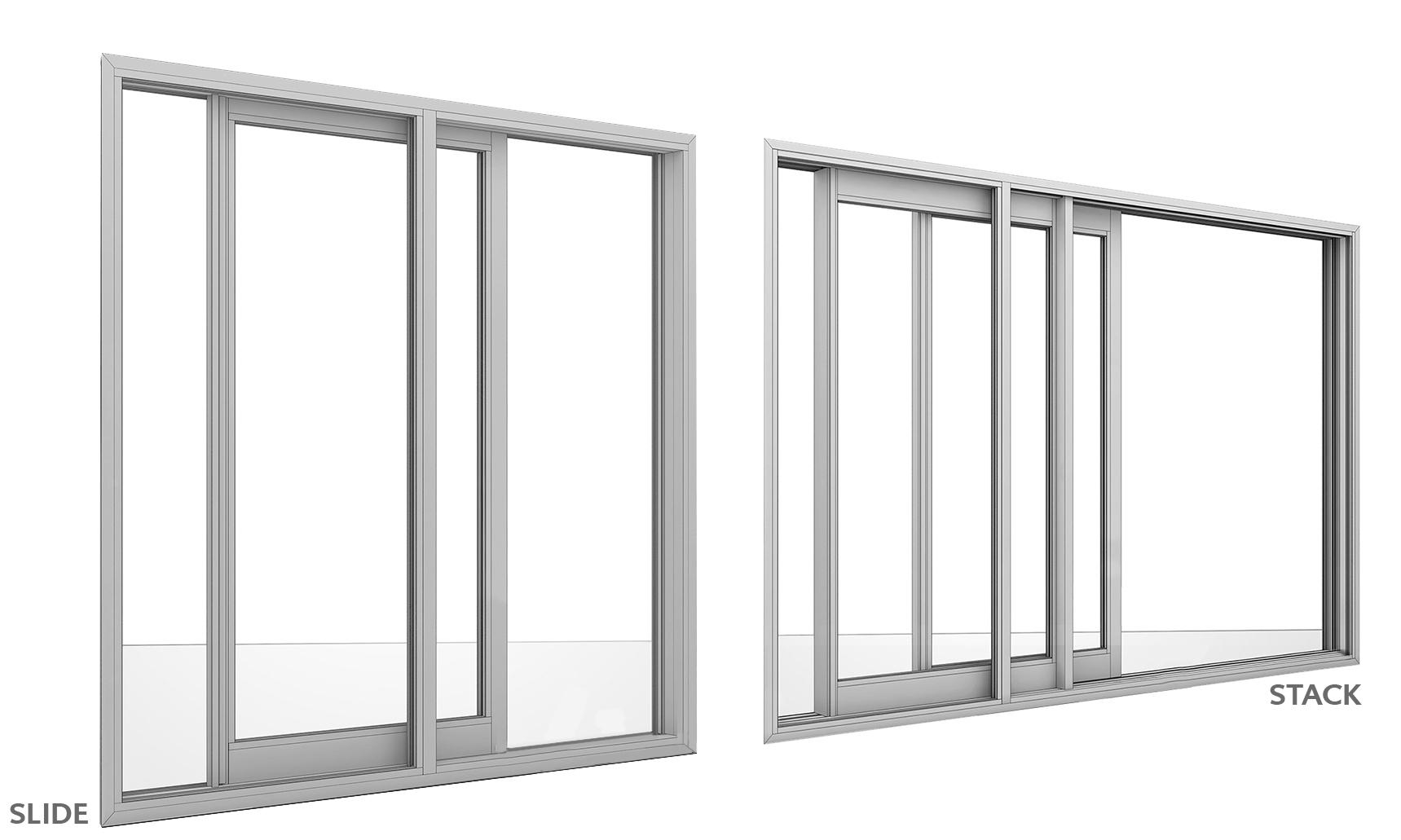 sliding and stacking doors i door
