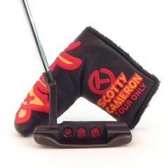 Scotty Cameron A-020021 Tour Prototype SSS Concept1 Putters
