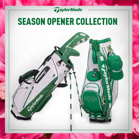 TaylorMade 2017 Augusta National Masters Golf Bags