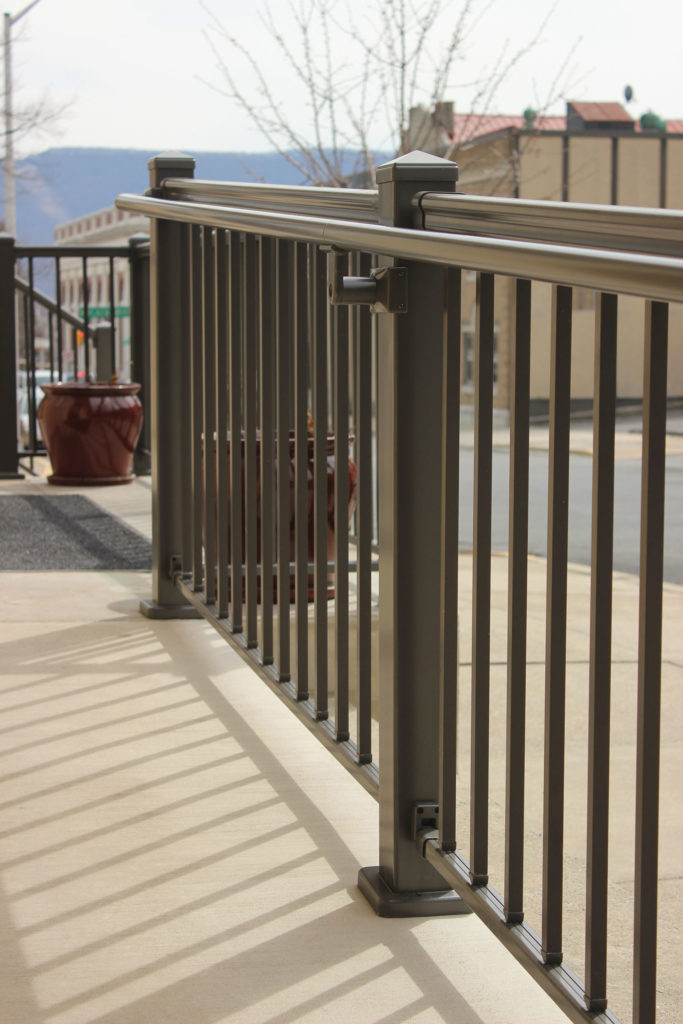 1 189 Aluminum Ada Handrail Fairway Architectural Railing