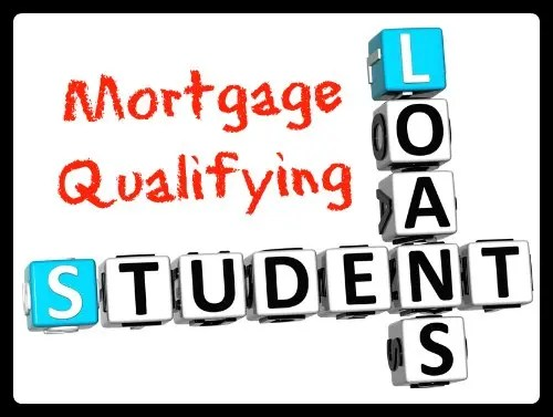Student Loans and Home Loans
