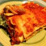 Garden Ricotta Lasagna