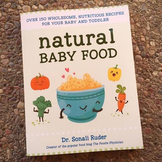 Natural Baby Food Fairyburger