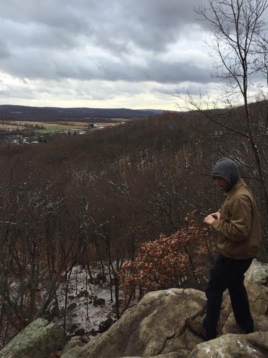 schooleys mountain park trail