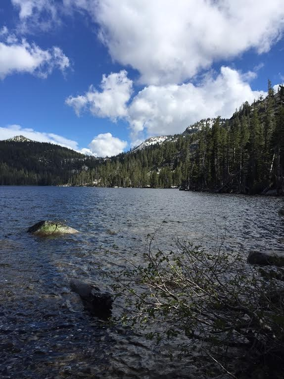 Meeks Bay to Stony Ridge Lake
