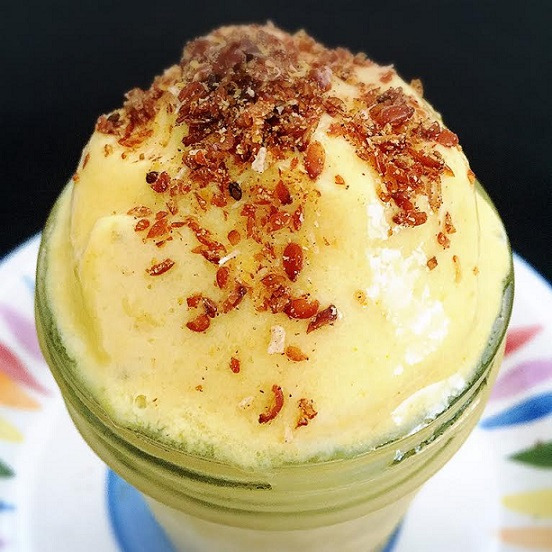 Golden Mango Pineapple Whip