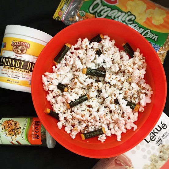 Hurricane Popcorn