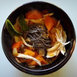 Thai Red Curry Black Bean Noodles