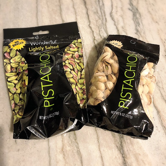 Wonderful Pistachios | @fairyburger