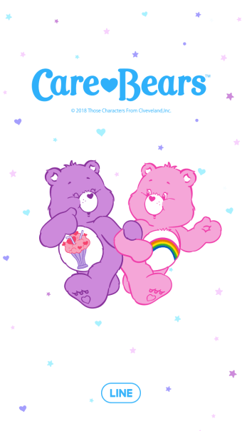 preview 001 720x1232 18 - 【LINE 官方主題下載】愛心小熊(復古畫風篇)