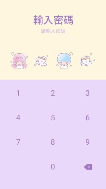 preview 005 720x1232 19 - 【LINE 官方主題下載】雙星仙子(粉彩甜點篇)