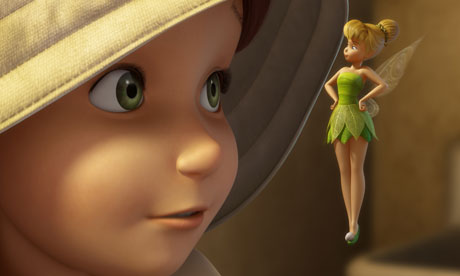 Image result for tinkerbell with human girl