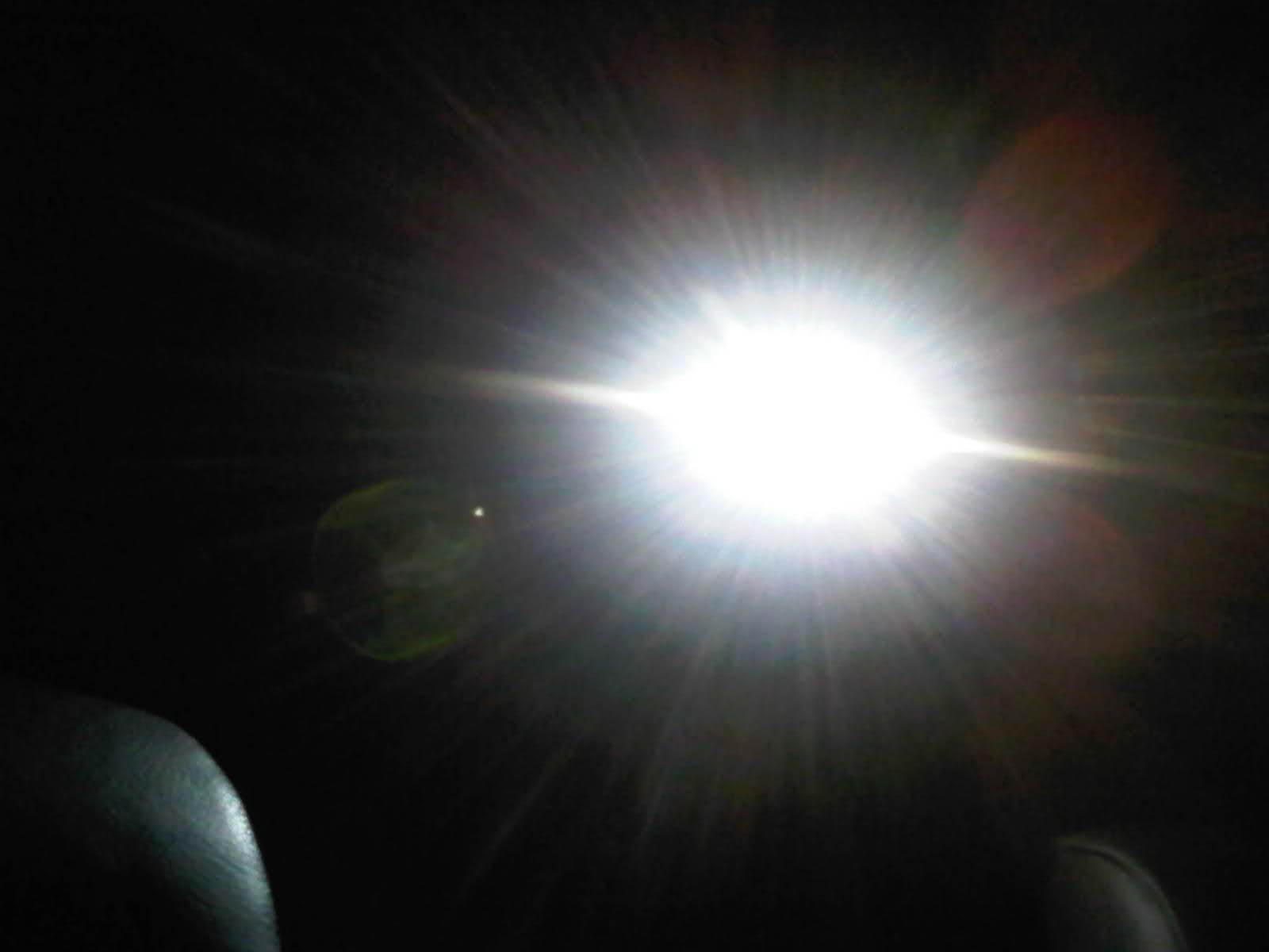 Church Light Night