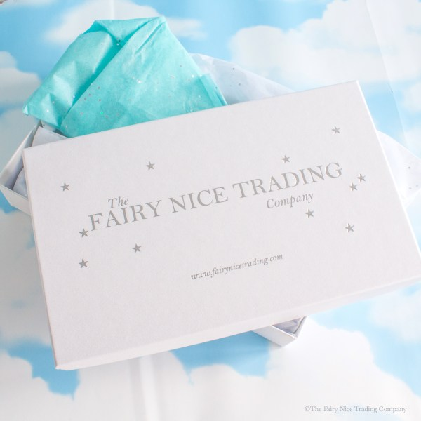 Blue Fairy Door, gift boxed, UK