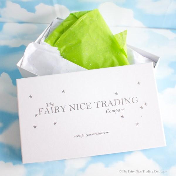 Green Fairy Door, gift boxed, UK