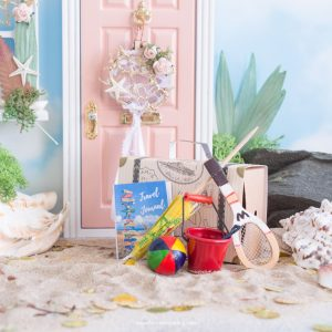 summer holiday fairy door accessories