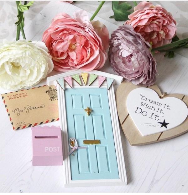 personalised fairy doors uk