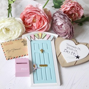 personalised fairy doors uk