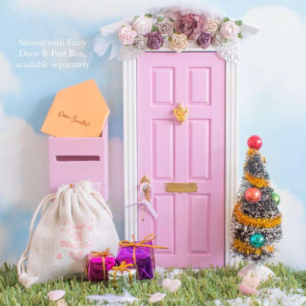 miniature Christmas tree for fairy doors uk