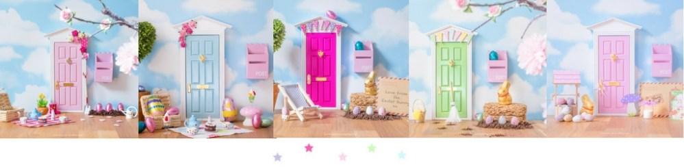 Easter Fairy Door ideas