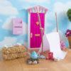 fairy door ideas, Fairy Camping