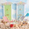 How to create a summer Fairy Door scene