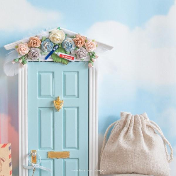 tooth fairy door set