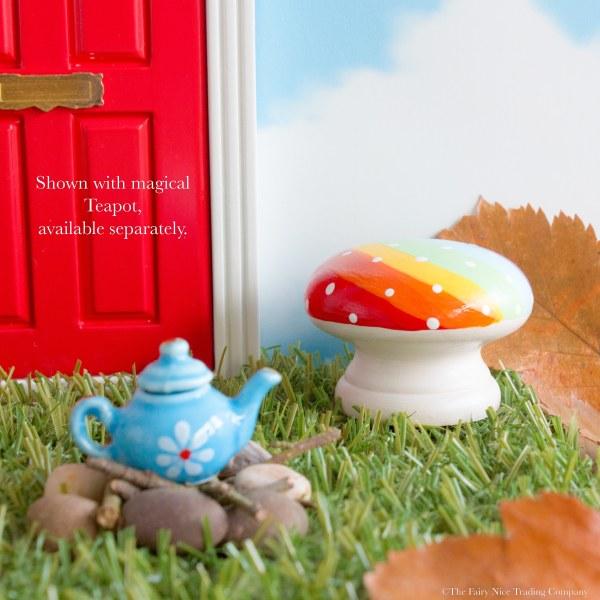 Magic Toadstool for Fairy Doors