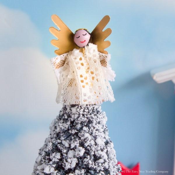 Christmas Fairy Door accessory set