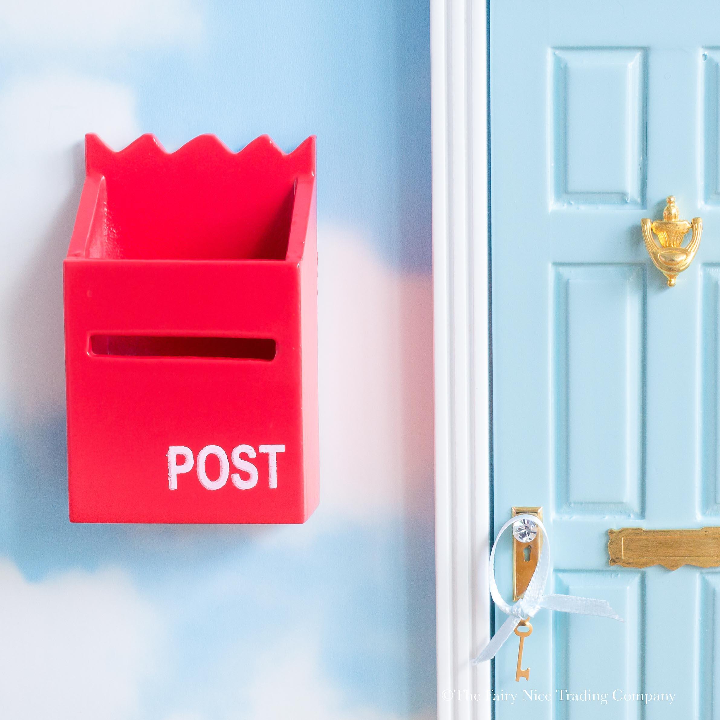 Post Box For Fairy Doors The Fairy Nice Trading Company