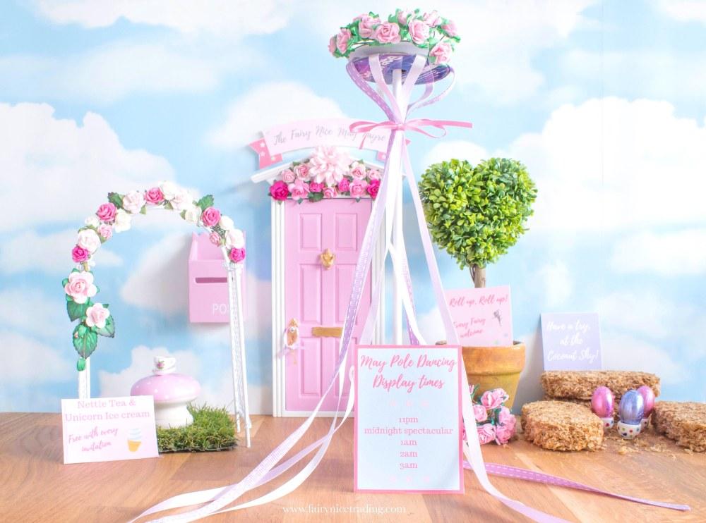 Fairy Door ideas for Spring