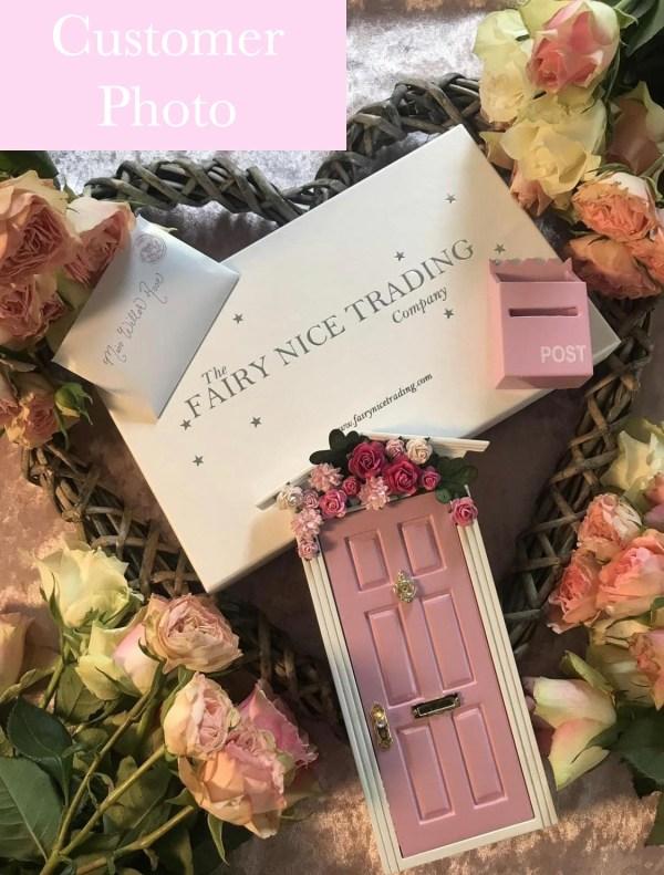customer review summer pink fairy door