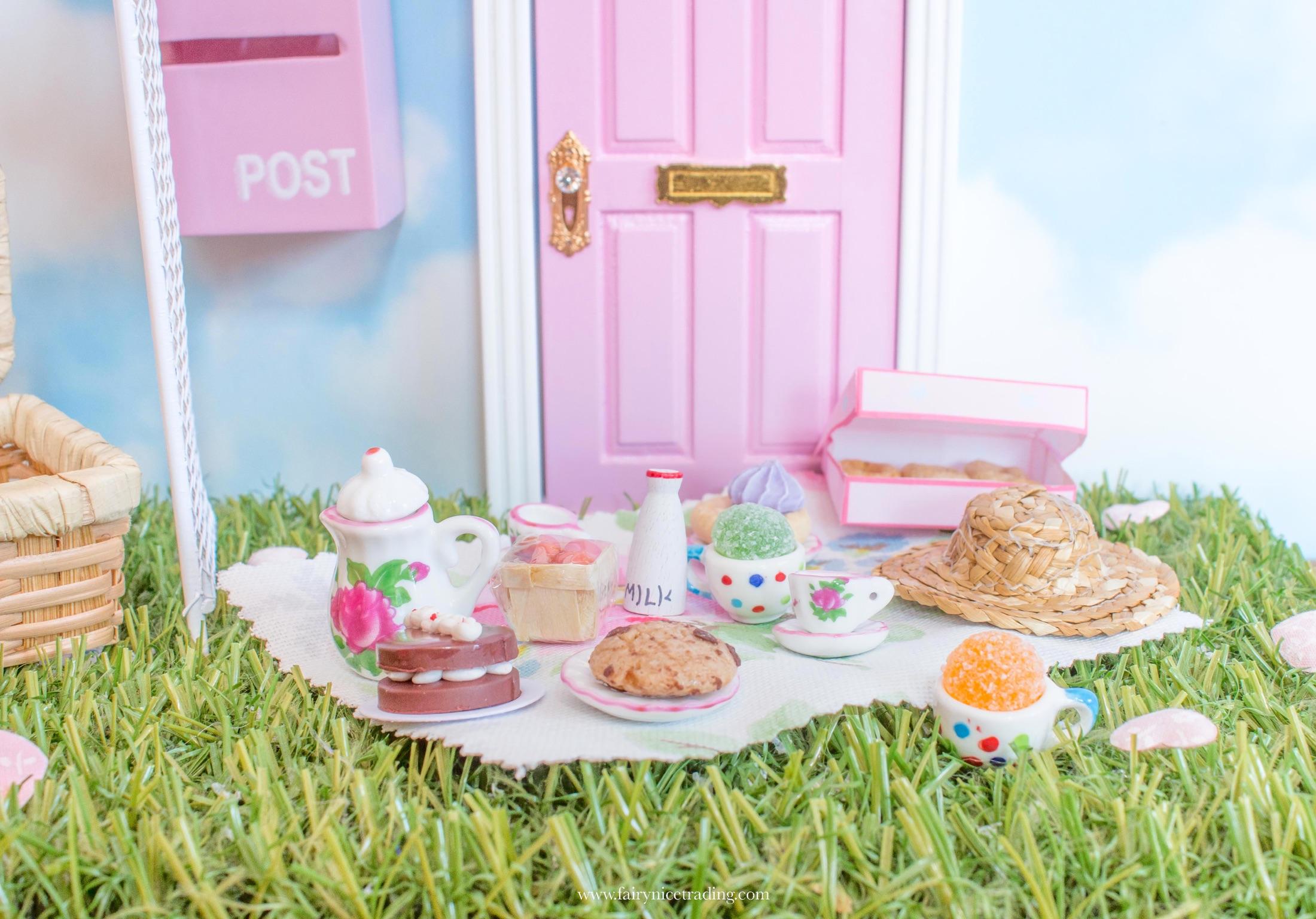 ideas for miniature fairy food