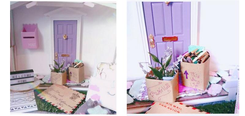 introduce a fairy door