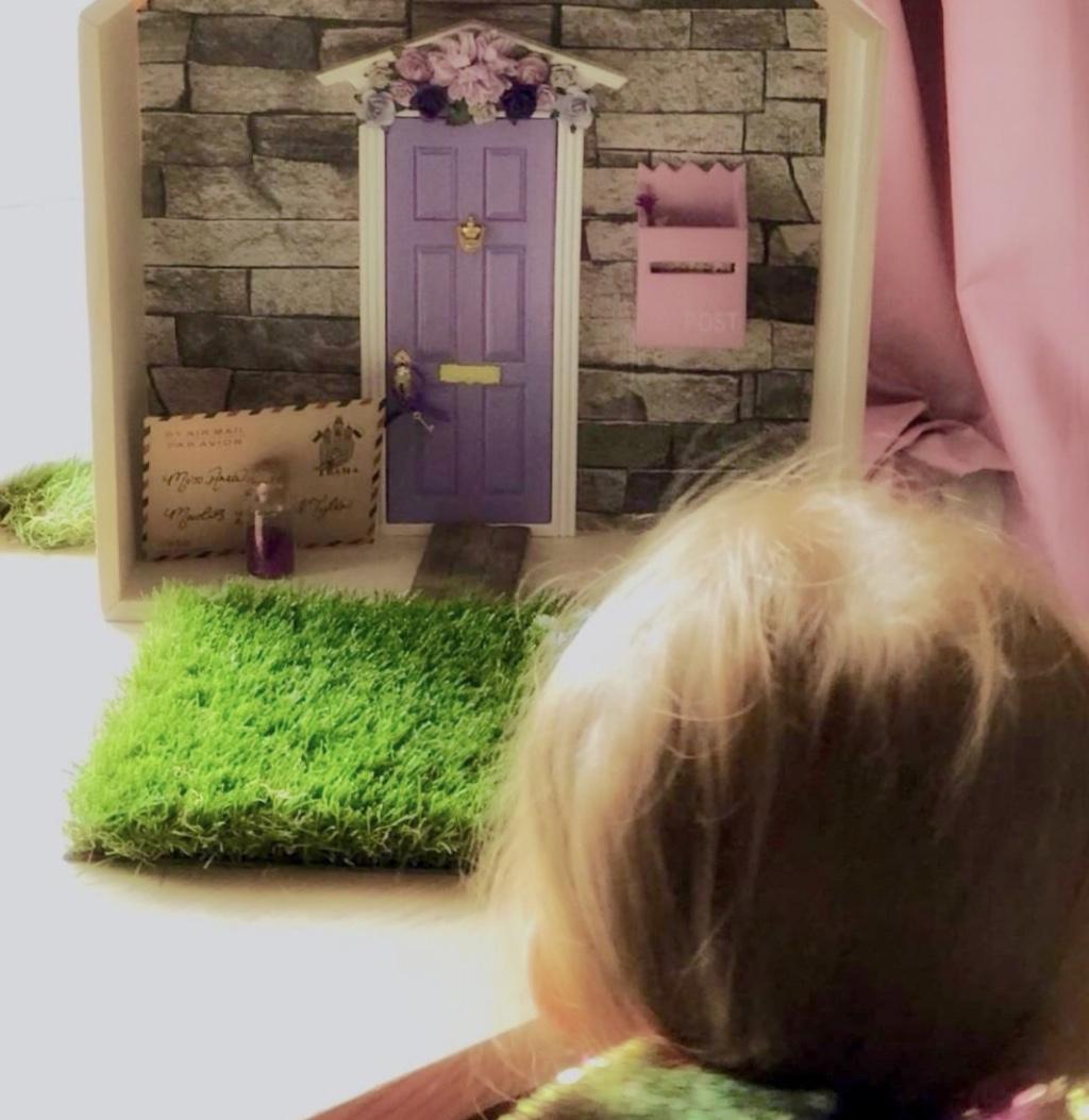 finding the fairy door